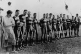 Picture relating to Kilcoy - titled 'Kilcoy Rugby League Football Team, 1927'