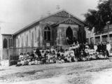 Picture relating to Townsville - titled 'Townsville Baptist Church, 1923'