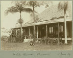 Picture relating to Buderim - titled 'Residence of Mr John Burnett, Buderim, Queensland, June 1909'