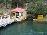 Picture relating to Birchgrove - titled 'Birchgrove Ferry Wharf'