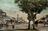 Picture relating to Victoria Street - titled 'Victoria Street, Mackay, Queensland, ca. 1905'