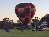 Picture relating to Griffith - titled 'Griffith-Collina Oval Hot Air Balloons'