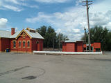 Picture relating to Cowra - titled 'Cowra Railway Station'