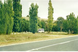 Picture relating to Tallangatta Creek - titled 'Tallangatta Creek rest area, Murray Valley Hwy'