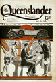 Picture relating to Queensland - titled 'Illustrated front cover from The Queenslander, 26 July 1928'