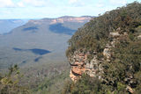 Picture relating to Jamison Valley - titled 'Jamison Valley in the Blue Mountains'