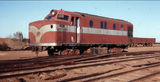 Picture relating to Marree - titled 'Marree NSU locomotives'
