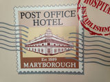 Picture relating to Maryborough - titled 'Hotel signage Maryborough'