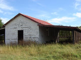 Picture relating to Oakview State Forest - titled 'Oakview State Forest - truck shed'