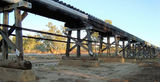 Picture relating to Angellala Creek - titled 'Angellala Creek Railway Bridge'