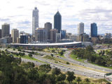 Picture relating to Perth - titled 'Perth CBD'