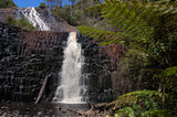 Picture of / about 'Dip Falls' Tasmania - Dip Falls
