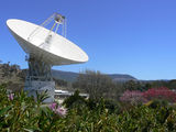 Picture relating to Canberra Deep Space Communication Complex - titled 'Canberra Deep Space Communication Complex'