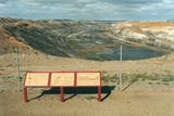 Picture relating to Leigh Creek Coalfield - titled 'Leigh Creek Coalfield'