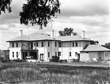 Picture relating to Deakin - titled 'Prime Minister's Lodge, Adelaide Avenue, Deakin, from south west.'
