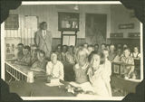 Picture relating to Ayr - titled 'Children in a classroom in Ayr, Queensland'