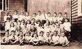 Picture relating to Brisbane - titled '1927 Milton State school Brisbane'