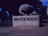 Picture relating to Bruce Rock - titled 'Bruce Rock'