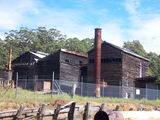 Picture relating to Donnelly River - titled 'Donnelly River Saw Mill'