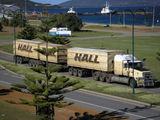 Picture of / about 'Albany' Western Australia - Halls Hallage Roadtrain (1)