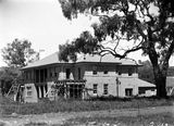 Picture relating to Deakin - titled 'Prime Minister's Lodge, Adelaide Avenue, Deakin, from north west.'