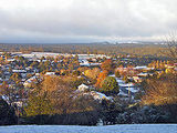 Picture of / about 'Daylesford' Victoria - Daylesford Under Snow
