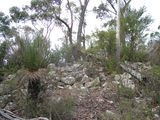 Picture relating to Mount Imlay - titled 'Mount Imlay Summit'