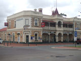 Picture relating to Cowell - titled 'Commercial Hotel, COWELL, SA'