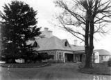 Picture relating to Yarralumla - titled 'Part of Government House, Residence of the Governor General, Yarralumla.'