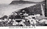 Picture relating to Gold Coast - titled 'Burleigh Heads Qld 1930's'