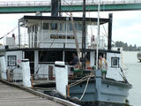 Picture relating to Goolwa - titled 'Paddle Steamer Oscar W'
