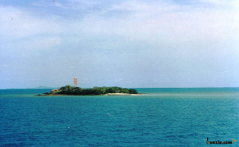 Picture of / about 'East Strait Island Main Lighthouse' Queensland - East Strait Island Main Lighthouse