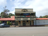 Picture relating to Cooktown - titled 'West Coast Hotel, Cooktown'