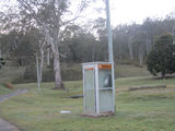 Picture relating to Gallangowan - titled 'Gallangowan phone box'