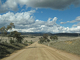 Picture of / about 'Hoskinstown' New South Wales - Hoskinstown Road