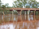 Picture relating to Newman - titled 'Newman ~ Fortescue River'