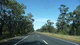 Picture relating to Newell Highway - titled 'Newell Highway just outside of Dubbo on the way to Tomingley'