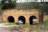 Picture relating to Creswick - titled 'Creswick railway viaduct'