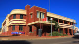 Picture relating to Wongan Hills - titled 'Wongan Hills Hotel'