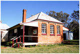 Picture relating to Murrumbateman - titled 'Murrumbateman Public School - 1869-1954'