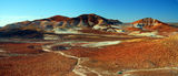 Picture of / about 'Coober Pedy' South Australia - The Breakways