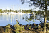 Picture relating to Marmong Point - titled 'Marmong Point Marina, Marmong Point'