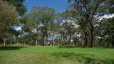 Picture relating to Lake Nepean - titled 'Emu Picnic Area'