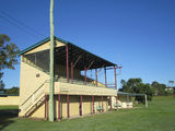 Picture relating to Kilkivan - titled 'Kilkivan - Weir Oval'