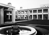 Picture relating to Parliament House - titled 'Courtyard of Old Parliament House'