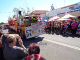 Picture relating to Gayndah - titled 'Gayndah State School Float in procession'