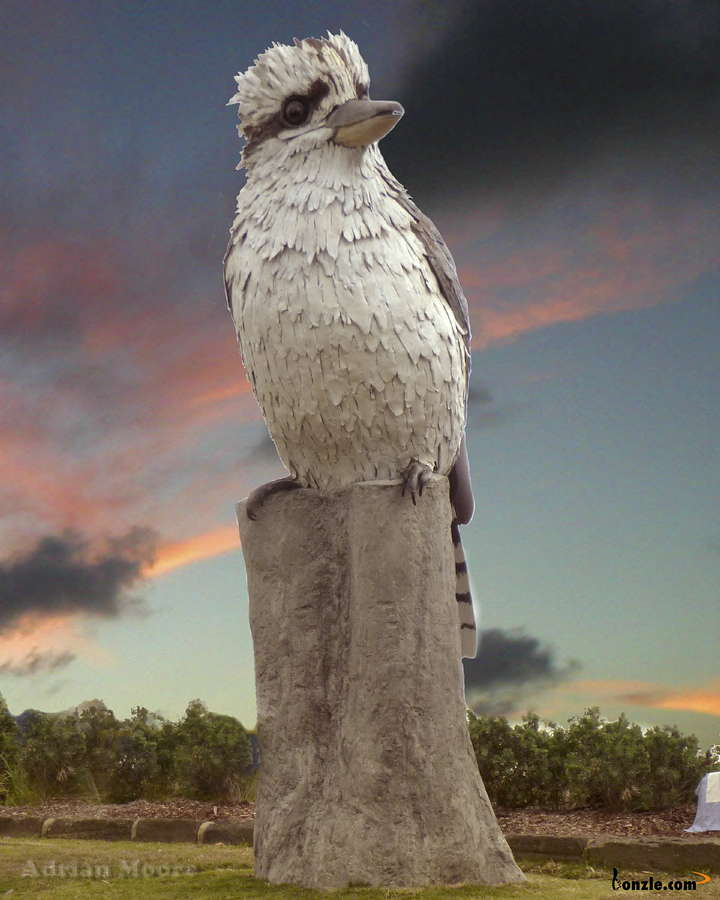 Picture of / about 'Kurri Kurri' New South Wales - Kurri Kurri 4.7m tall Kookaburra