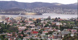 Picture relating to Hobart - titled 'View of Hobart'