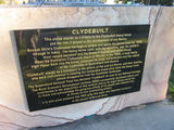 Picture relating to Boonah - titled 'Clydebuilt plaque'