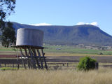 Picture of / about 'Goomburra' Queensland - Goomburra old tank stand